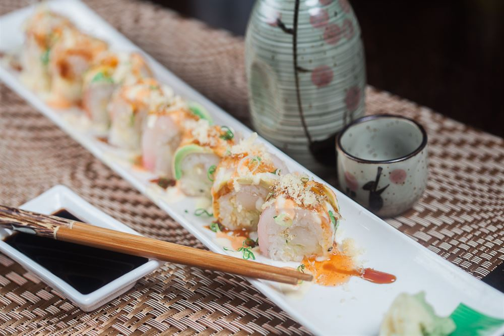 Gulfsteam Roll