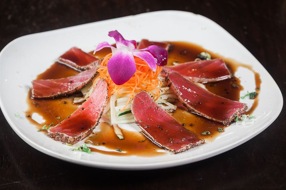 Black Pepper Tuna