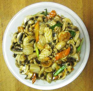 Hong Kong Seafood Restaurant Hayward Menu