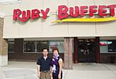 RUBY BUFFET