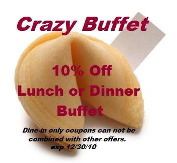 crazy buffet aboutus online coupons specials discounts order rh us chinesemenu com crazy buffet coupon crazy buffet coupons evansville indiana