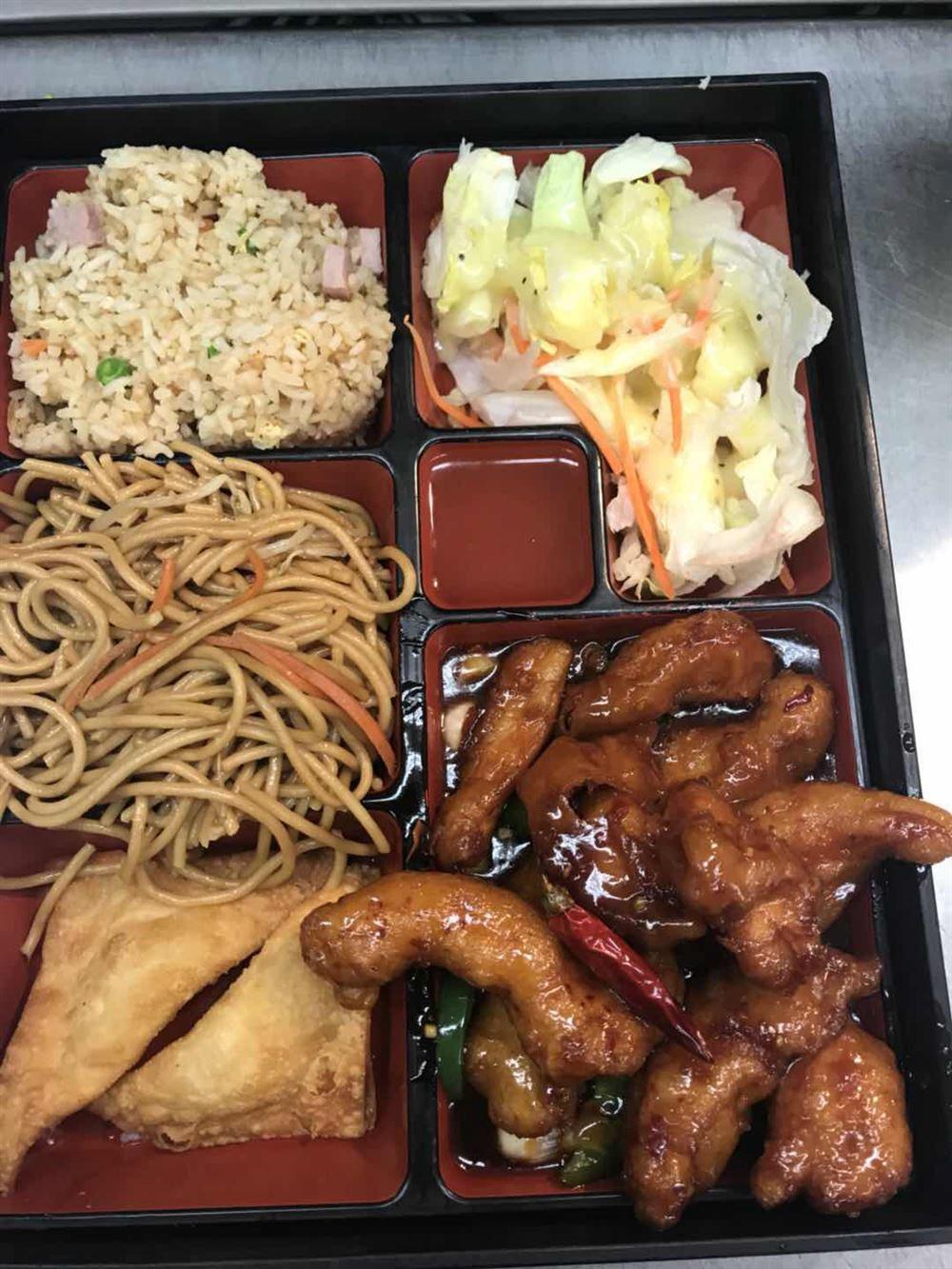 Red Maple Chinese Cuisine Salt Lake City Ut 84119 3203