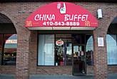 No. 1 China Buffet