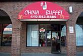 No. 1 China Buffet