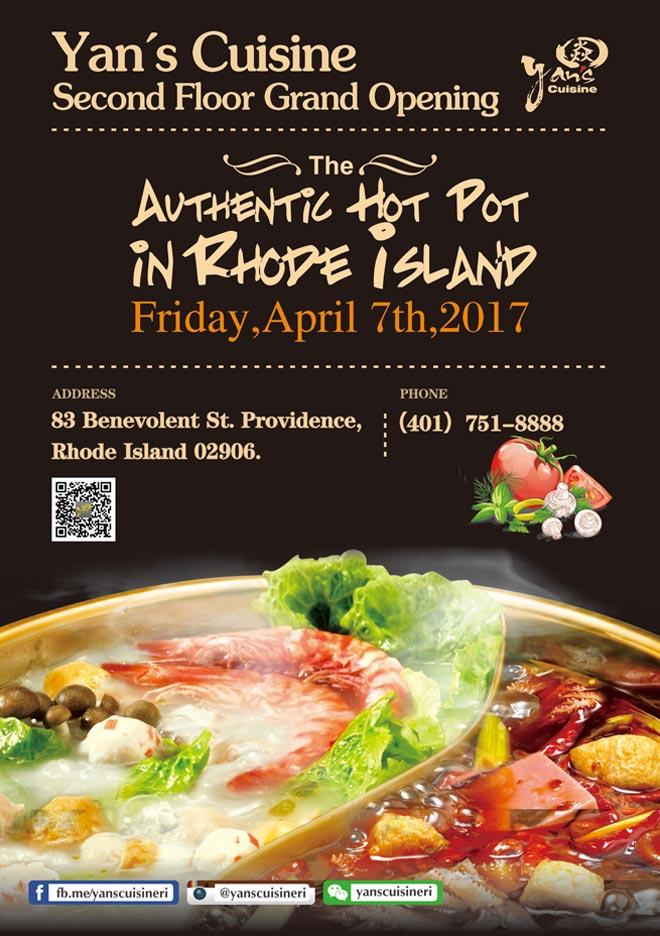 Yan S Cuisine Providence Ri 02906 Menu Asian Chinese
