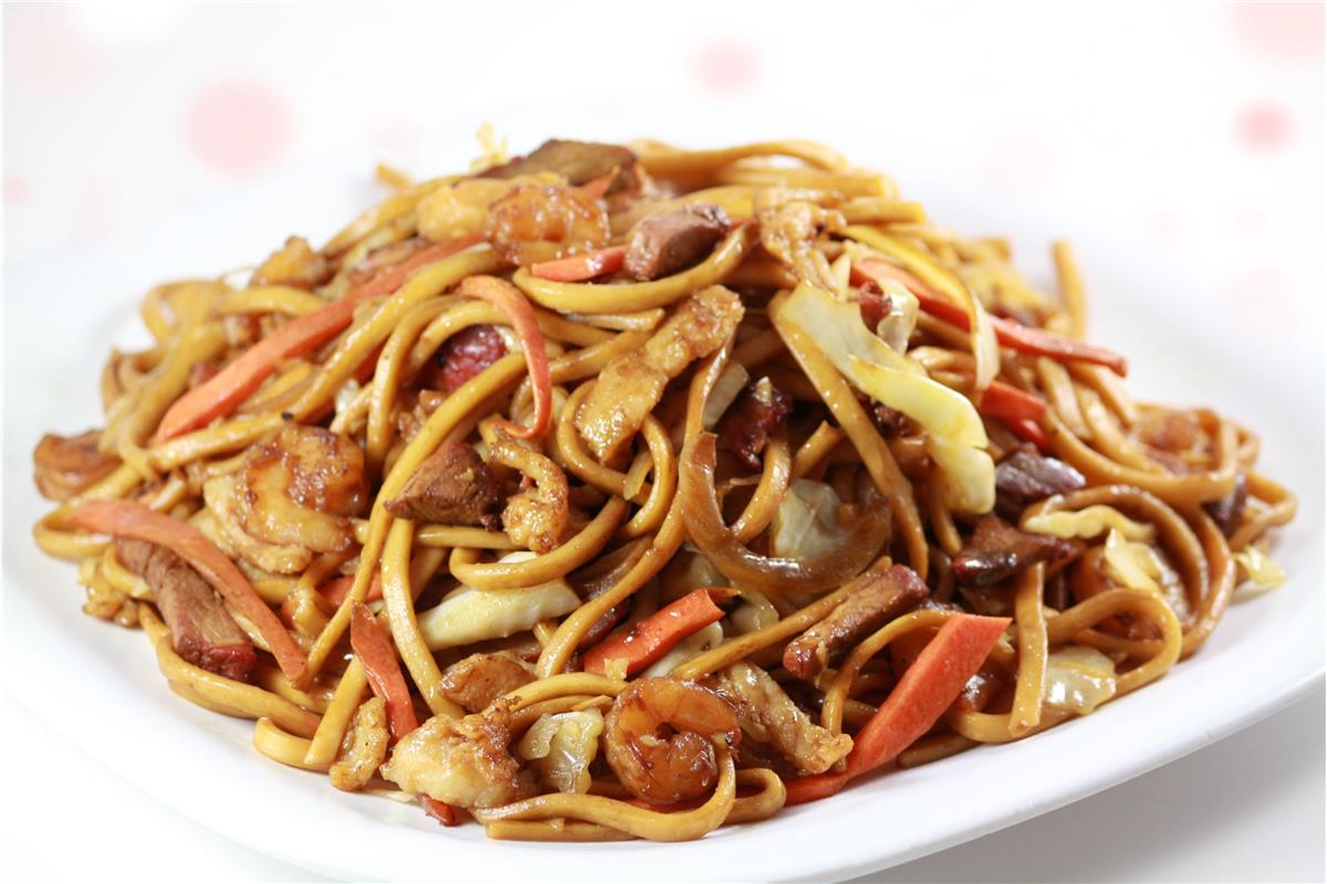 House Special Chow Mein Jade Cafe